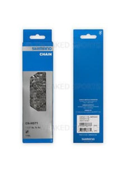 Shimano BICYCLE CHAIN, (01) CN-HG93 SUPER NARROW CHAIN FOR 9-SPEED
