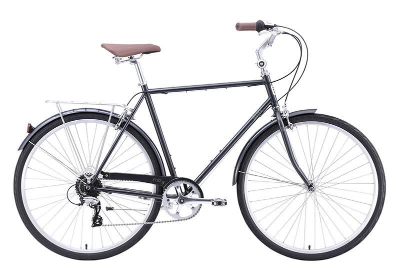 SUN BICYCLES BIKE SUN FRITZ CRMO M19 8S GRY