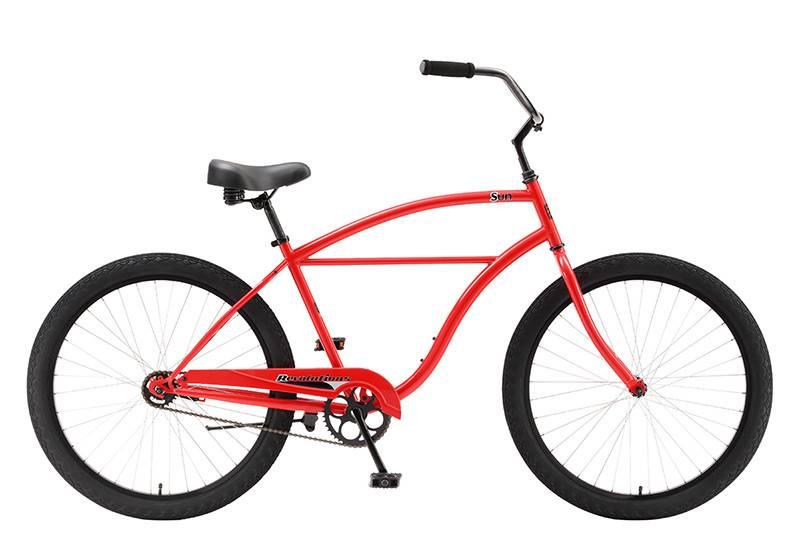 SUN BICYCLES BIKE SUN REV STL M18.5 CB (H) RD