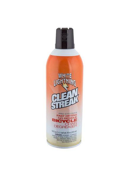 WHITE LIGHTNING CLEANER W-L CLEAN STREAK 14oz 6/cs