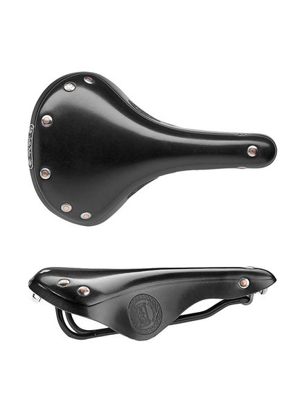 SELLE ITALIA SADDLE S/I VINTAGE EPOCA STL BK