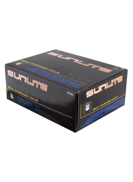 SUNLITE TUBES SUNLT 700x28-35 SV 48mm 27x1-1/8x1