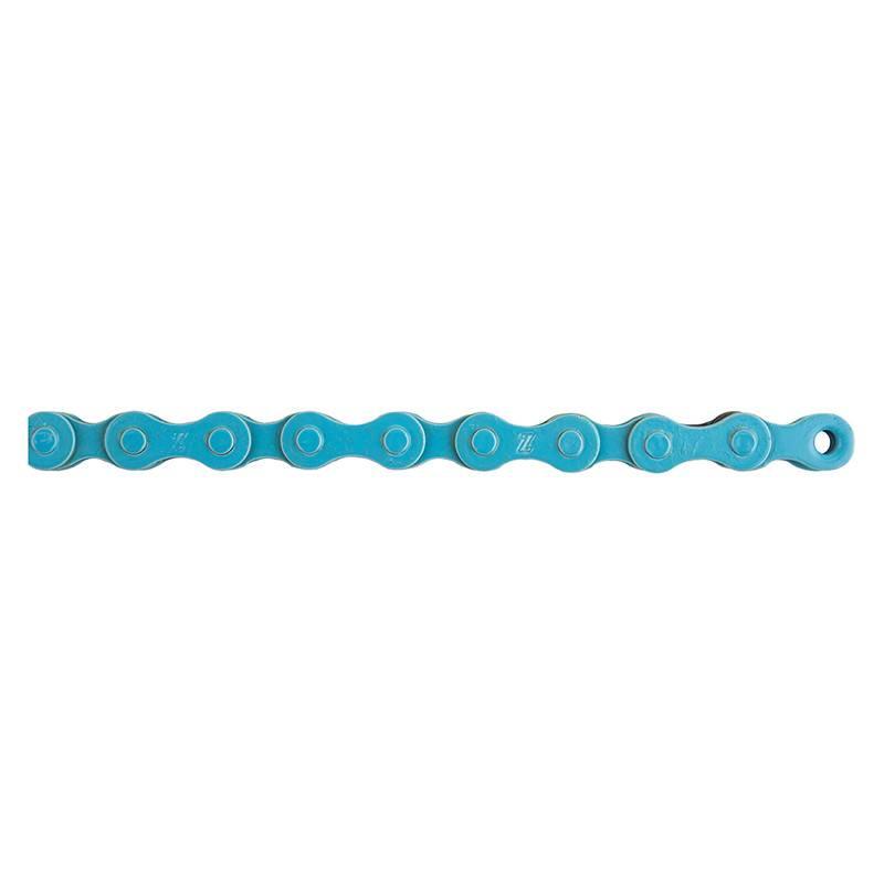 KMC CHAIN KMC 1/2x1/8 Z410 BABY BLUE 112L