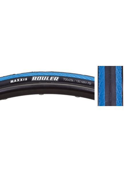 Maxxis TIRES MAX ROULER 700x23 BU FOLD/120 DC/S