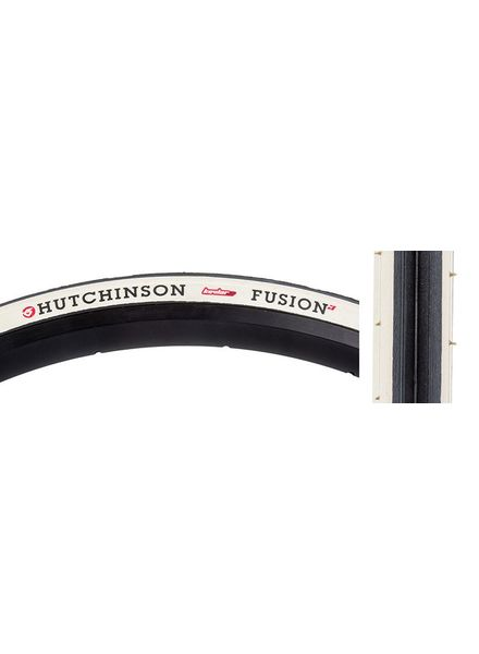 HUTCHINSON TIRES HUTCH FUSION-3 RD KEV TT 700x23 BK