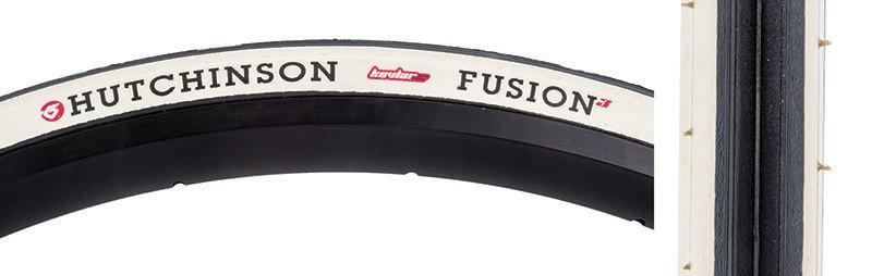 HUTCHINSON TIRES HUTCH FUSION-3 RD KEV TT 700x23 BK