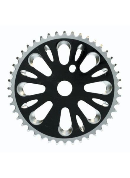 BLACK OPS CHAINRING BK-OPS 1pc 44T 3/32 STL BK