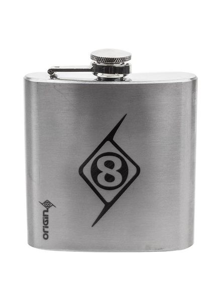 ORIGIN8 GFT FLASK OR8 6oz STAINLESS STEEL