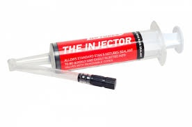 STANS Stan's No Tubes, Tire sealant injector
