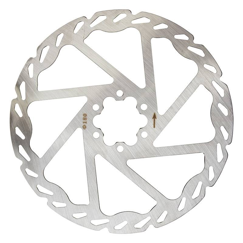 CLARKS BRAKE PART CLK DISC ROTOR 6B CD 180 SL