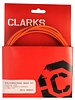 CLARKS CABLE BRAKE CLK KIT F+R SS SPT RD/MT ORG