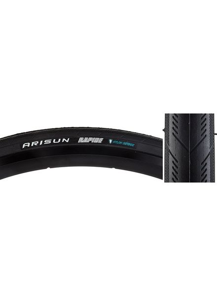 ARISUN TIRES ARISUN RAPIDE 700x23 BK WIRE/30 ND
