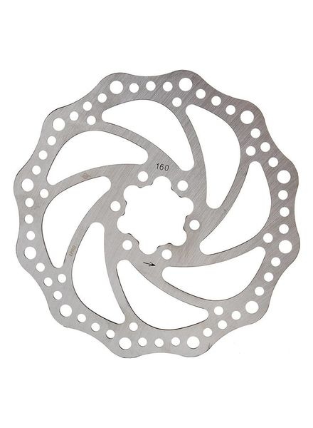 ORIGIN8 BRAKE PART OR8 DISC ROTOR 160mm 6b w/BOL