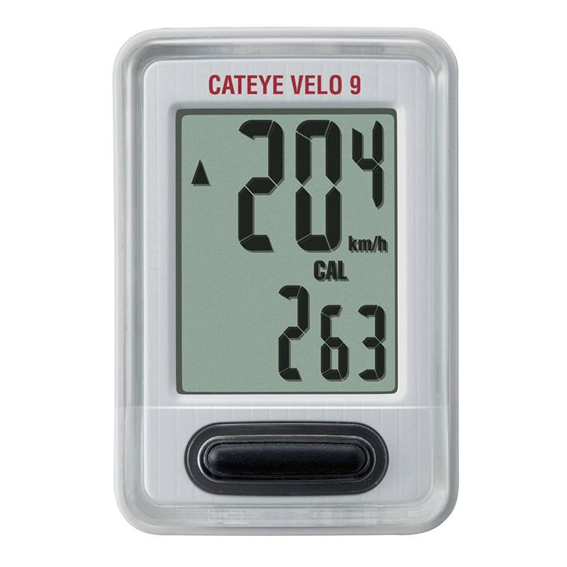 CATEYE COMPUTER CATEYE CC-VL820 VELO-9 WIRED WH