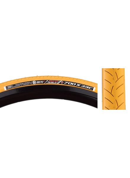 ORIGIN8 TIRES OR8 ELIM 700x23 FOLD BELT 11 OR/OR