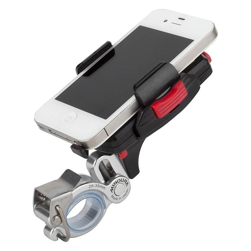 MINOURA HBAR MIN PHONEGRIP iH-200M 28-35mmBK