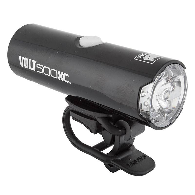 CATEYE LIGHT CATEYE HL-EL080RC VOLT 500XC USB BK