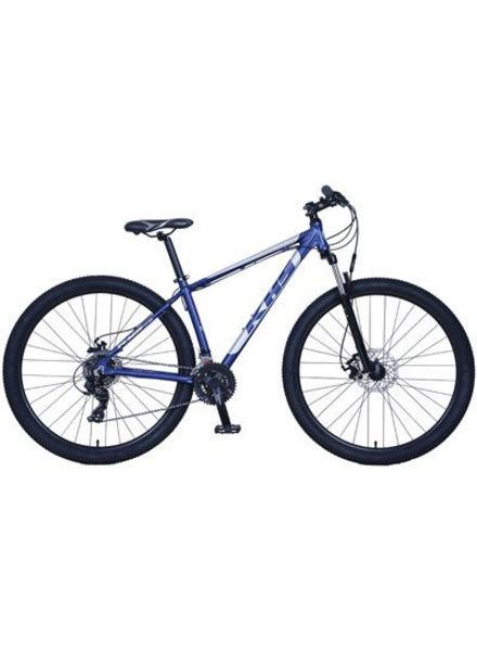 KHS Bicycles ZACA M MATTE BLUE 2017