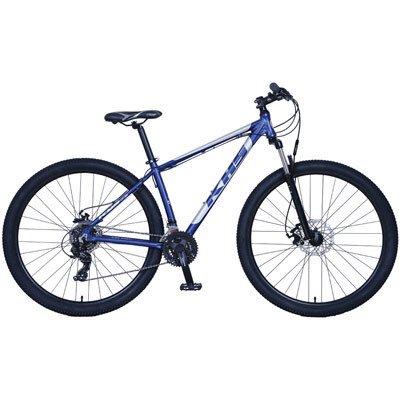 KHS Bicycles ZACA M MATTE BLUE 2017
