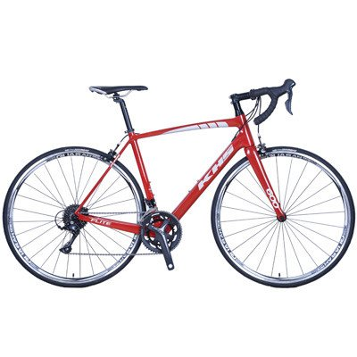 KHS Bicycles FLITE 600 M RED W/WHT 2017
