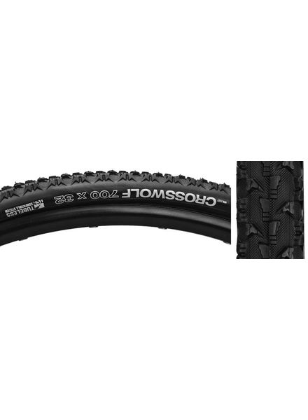 WTB TIRES WTB CROSSWOLF 700x32 TCS 2013