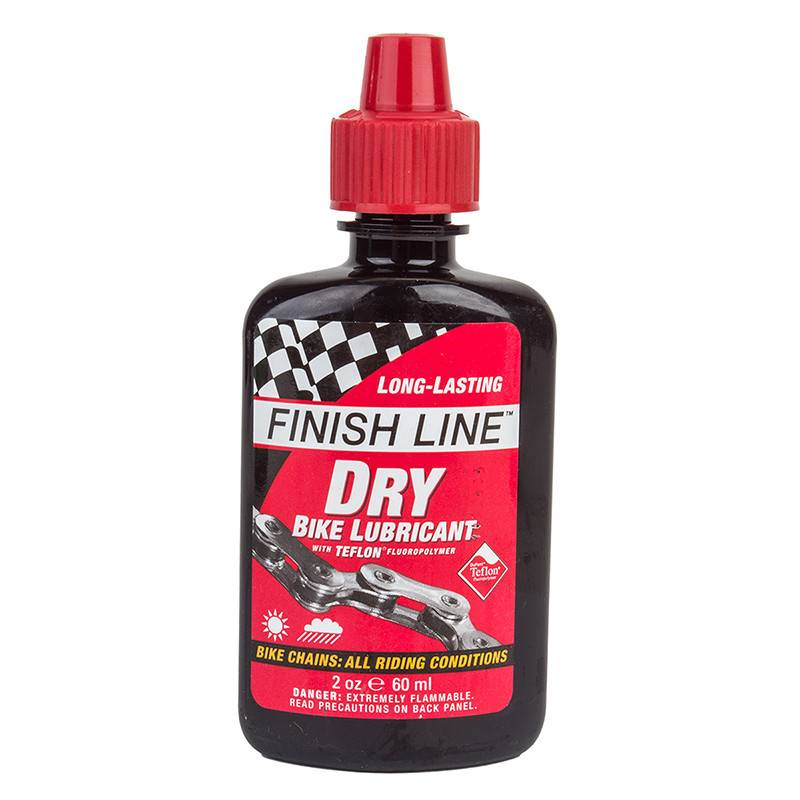 Finish Line LUBE F-L DRYLUBE TEF 2oz NONAEROSOL 12/cs