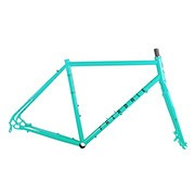 FAIRDALE FRAME FAIRDALE RD WEEKENDER DISC 55cm w/FORK TURQUOISE