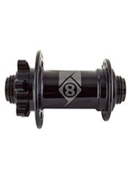 ORIGIN8 HUB FT OR8 CX/GX1110 ELITE 15mmTA 6B 28x100 SB BK