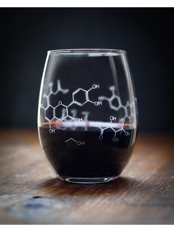 Wine Glass - Chemistry of Wine