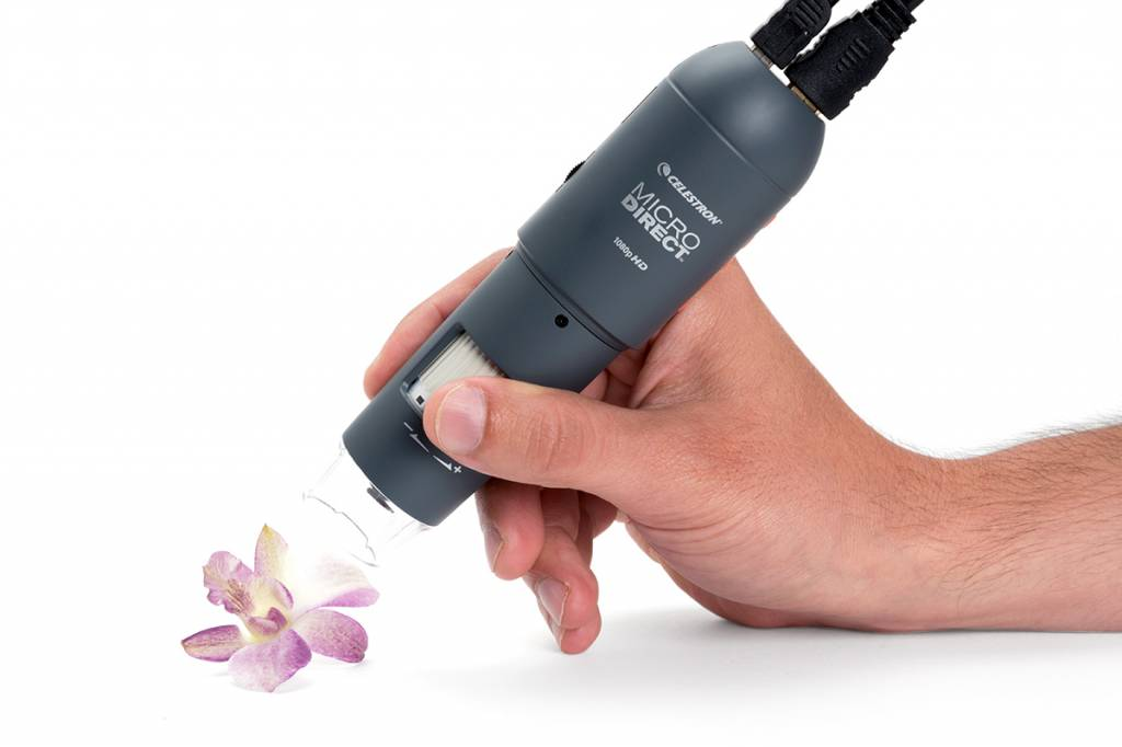 Celestron MicroDirect 1080p Handheld Microscope