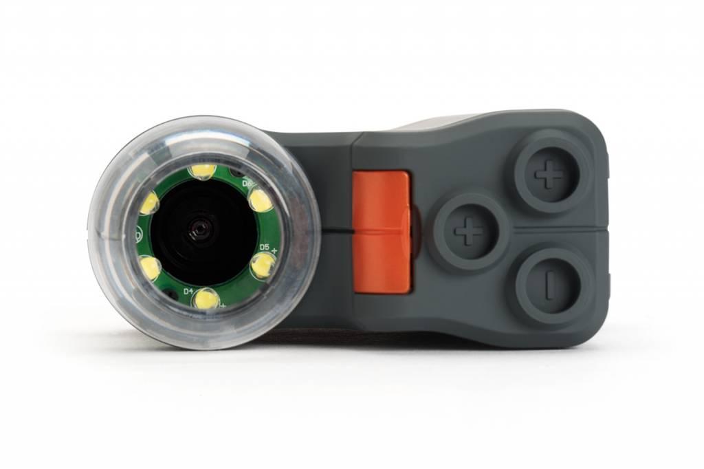 MicroFi Wi-Fi Handheld Microscope