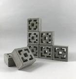 Miniature Breeze Blocks