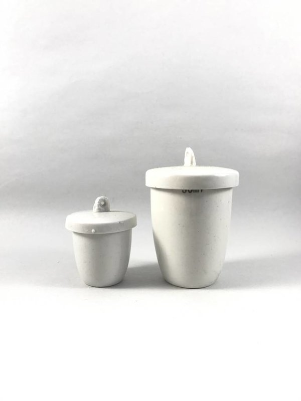 Porcelain Crucible