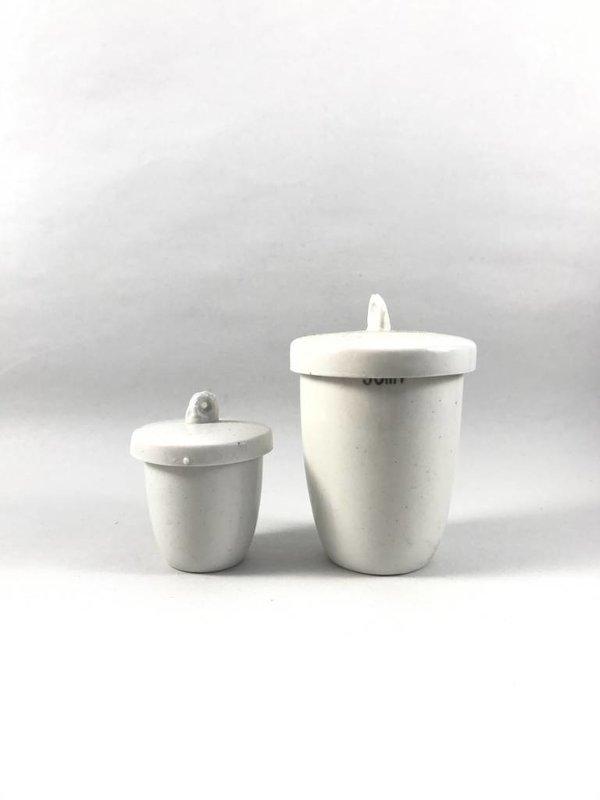 Porcelain Crucible