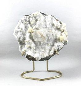 Calcite and Gyrolite Specimen