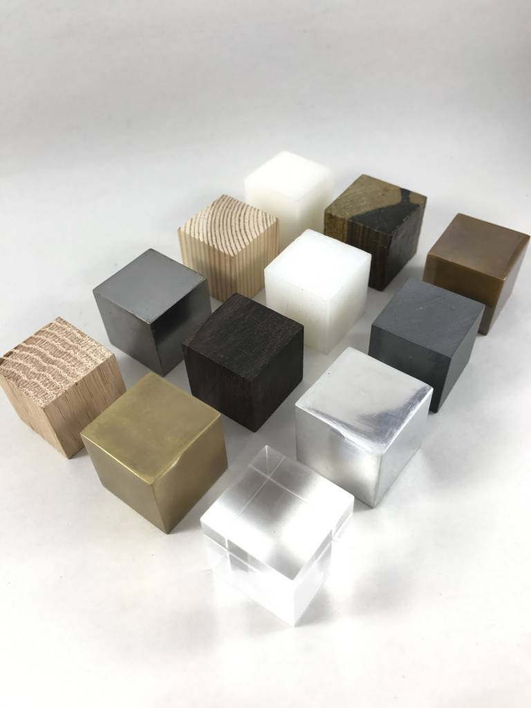 12 pc. Density Cube Set