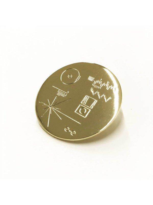 Voyager Enamel Pin