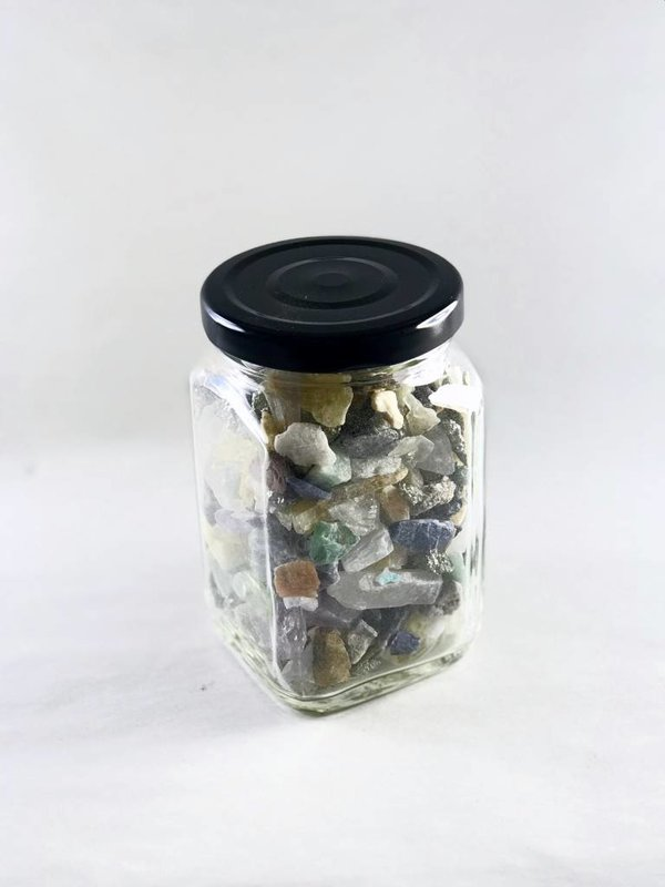 Crystal Mix Jar