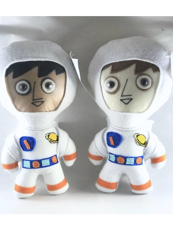 Astronaut Cuddle Monster