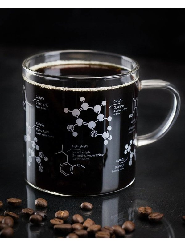 Chemistry of Coffee Mug