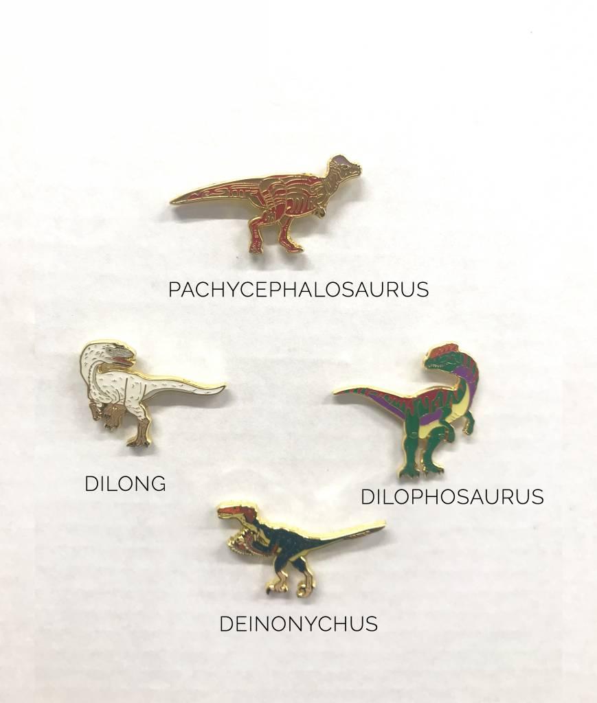 Dinosaur Pin
