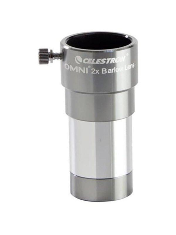 """2x Barlow Lens OMNI 1.25"""" Eyepiece"""