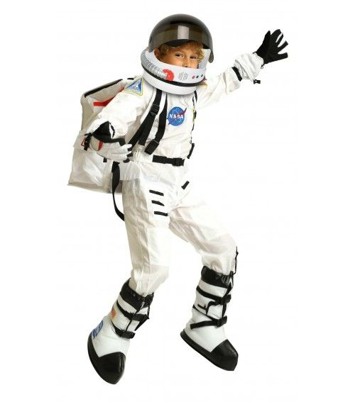 Astronaut Suit Costume [PRE-ORDER ONLY]