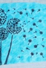 Cactus yarn studio Tissus tricotés peint à la main 3 0z