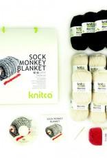 Couverture Sock Monkey