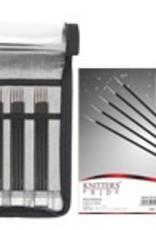 KNITTERS PRIDE Ensemble d'aiguilles à bas double pointe kp carbon