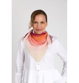 Artyarns Kit foulard triangle en cachemire