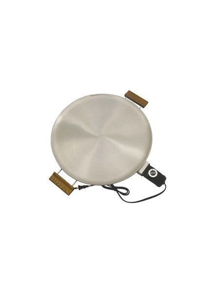BETHANY HOUSEWARES BETHANY LEFSE GRILL, ROUND ELECTRIC GRIDDLE, HERITAGE