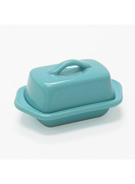 Chantal Stoneware Mini Butter Dish