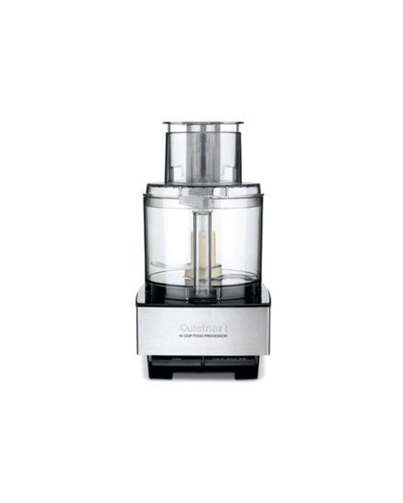 CUISINART CUISINART 14 CUP FOOD PROCESSOR, BRUSHED STAINLESS STEEL | DFP-14BCN